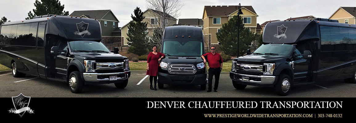DENVER CONVENTION CENTER COACH TRANSPORTATION SERVICE