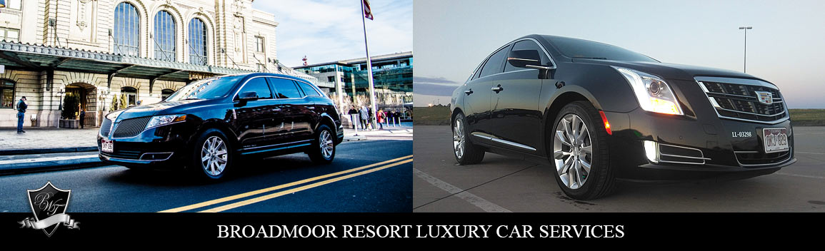 BROADMOOR RESORT CAR SERVICES