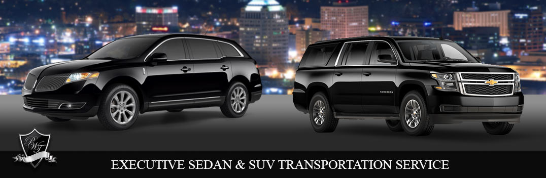 Colorado Springs Executive Sedan Car Service