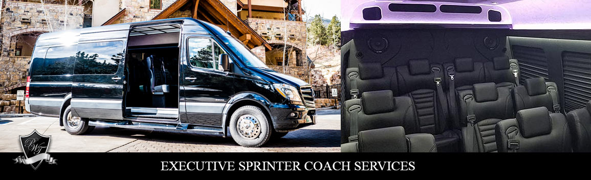Executive Sprinter Transportation Service Colorado Springs