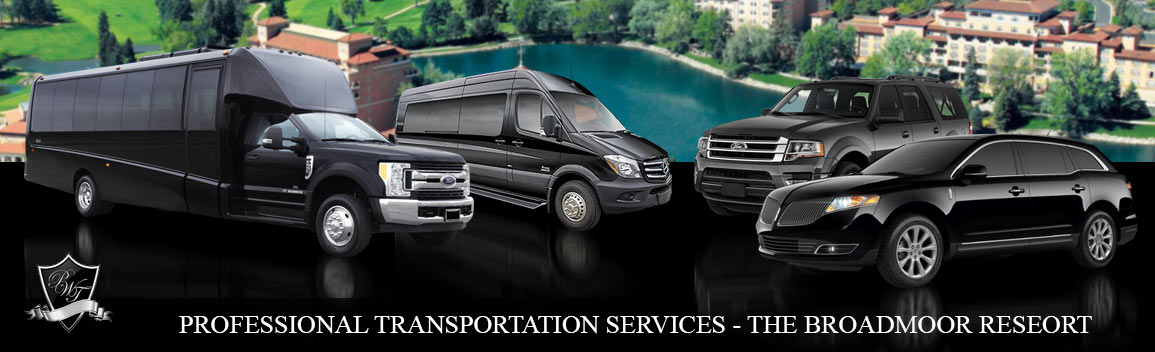 Colorado Springs Corporate Transportation Services - Corporate Car Services